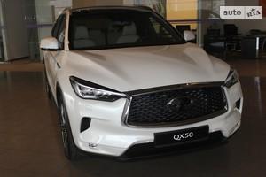 Infiniti QX50 2.0i CVT (249 л.с.) AWD Luxe Proactive