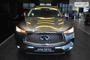 Infiniti QX50 2.0i CVT (249 л.с.) AWD Luxe