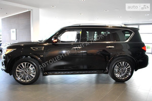 Infiniti QX80 5.6i AT (405 л.с.) AWD 8s Luxe
