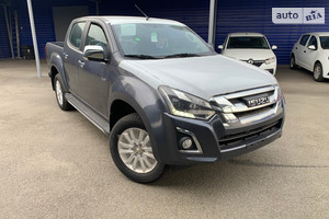 Isuzu D-Max 1.9D AT (163 л.с.) 4WD