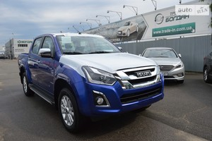 Isuzu D-Max 1.9D AT (163 л.с.) AWD
