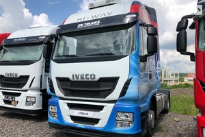 Iveco Stralis AS 440S46 T/P RR Individual