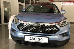 JAC S4 1.5i CVT (150 л.с.) Smart