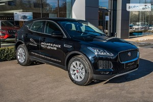 Jaguar E-Pace 2.0D AT (150 л.с.) AWD S