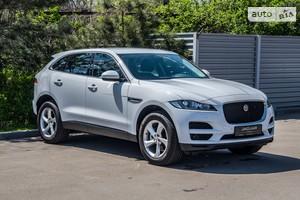 Jaguar F-Pace 2.0 AT (250 л.с.) AWD Prestige
