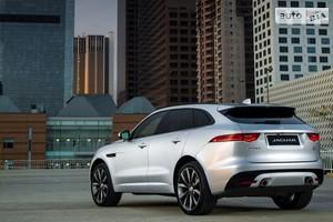 Jaguar F-Pace 2.0 AT (250 л.с.) AWD Pure