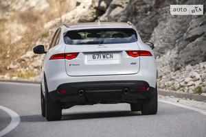 Jaguar F-Pace 2.0D AT (240 л.с.) AWD Pure