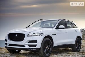 Jaguar F-Pace 3.0D AT (300 л.с.) AWD Pure