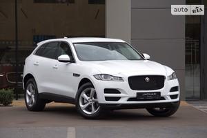 Jaguar F-Pace 2.0D AT (180 л.с.) AWD Pure