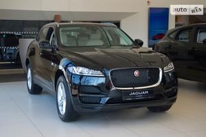 Jaguar F-Pace 2.0D AT (180 л.с.) AWD Prestige