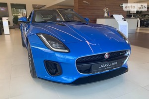 Jaguar F-Type 2.0 T AT (300 л.с.) R-Dynamic