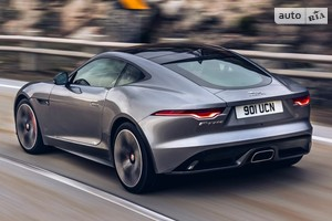 Jaguar F-Type P450 5.0i Supercharged AT (450 л.с.) AWD First Edition