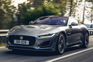 Jaguar F-Type P450 5.0i Supercharged AT (450 л.с.) First Edition