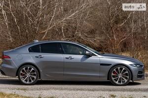 Jaguar XE 2.0D AT (180 л.с.) RWD S