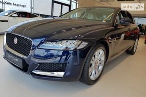 Jaguar XF 2.0D i4 АT (180 л.с.) RWD Prestige