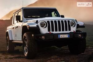 Jeep Gladiator 3.6i AT (289 л.с.) AWD Rubicon