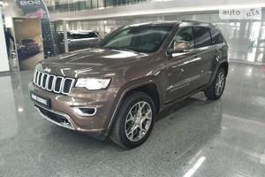 Jeep Grand Cherokee 3.0 АТ (238 л.с.) AWD Overland