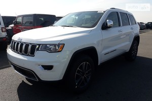 Jeep Grand Cherokee 3.6 AT (286 л.с.) Limited