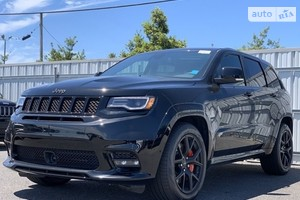 Jeep Grand Cherokee SRT 6.4 AT (477 л.с.) AWD base