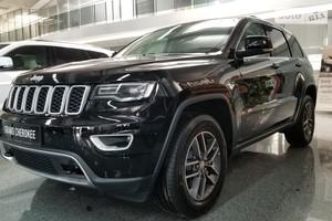 Jeep Grand Cherokee 3.0TD АТ (250 л.с.) Limited