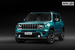 Jeep Renegade 1.4T 6-DCT (140 л.с.) Limited