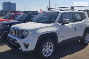 Jeep Renegade 1.3i AT (180 л.с.) AWD Limited