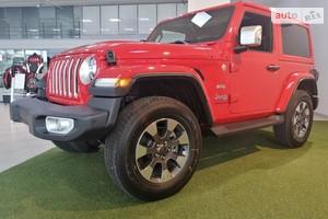 Jeep Wrangler 3D 2.0i AT (272 л.с.) AWD Sahara