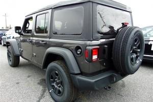 Jeep Wrangler 3.6i AT (285л.с.) JL Unlimited Sport