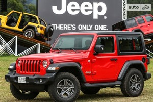 Jeep Wrangler 3D 2.0i AT (272 л.с.) AWD Sport