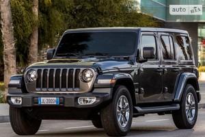 Jeep Wrangler Unlimited 2.0i AT (272 л.с.) AWD Sahara