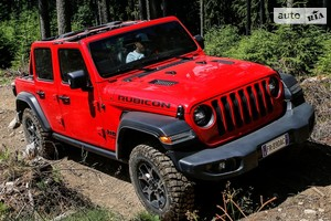 Jeep Wrangler Unlimited 2.2 CRDI AT (200 л.с.) AWD Rubicon