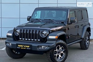 Jeep Wrangler Unlimited 2.0i AT (272 л.с.) AWD Rubicon