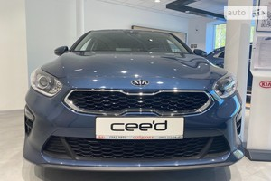 Kia Ceed 1.6 MPi AT (128 л.с.) Business