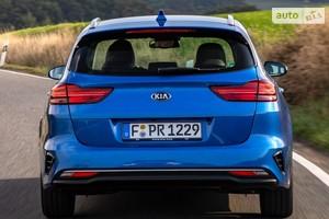 Kia Ceed 1.6 MPi MT (128 л.с.) Business