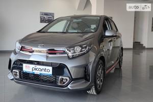 Kia Picanto 1.0 AT (67 л.с.) GT-Line