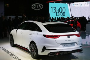 Kia ProCeed 1.4 G T-GDI 7DCT (140 л.с.) GT-Line