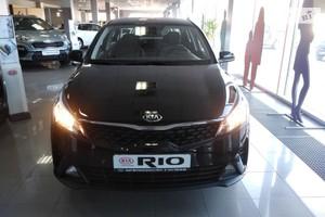 Kia Rio 1.4 MPi MT (100 л.с.) Classic