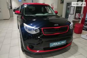 Kia Soul EV AT (110 л.с.) Prestige