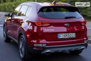Kia Sportage 2.0 CRDi AT (185 л.с.) 4WD Luxury