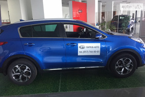 Kia Sportage 2.0 AT (155 л.с.) 4WD Limited Edition