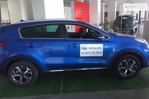 Kia Sportage 2.0 CRDi AT (185 л.с.) 4WD Business