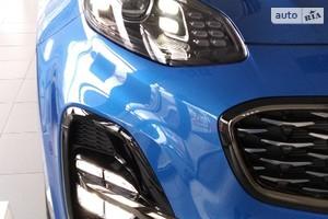 Kia Sportage 2.0 CRDi AT (185 л.с.) 4WD GT Line