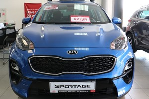 Kia Sportage 1.6 CRDi MT (115 л.с.) Comfort