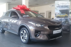Kia XCeed 1.4 G T-GDI 7DCT (140 л.с.) Business