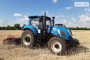LS Tractor H 140 140 л.с. 4WD