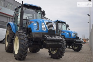 LS Tractor Plus 100 103 л.с. 4WD Individual