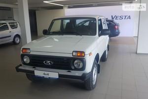 Lada 4x4 1.7 МТ (83 л.с.) 21214-030-50 Standard