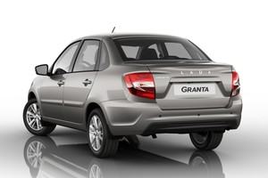 Lada Granta 1.6 МТ (87 л.с.) Standart