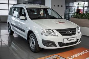 Lada Largus 1.6 MT (106 л.с.) KS045 Luxe X00/XT0