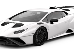 Lamborghini Huracan STO 5.2 LDF (640 л.с.)